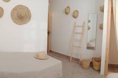 Twin Room with shared bath surf camp Tamraght - Wave & Dance.jpg