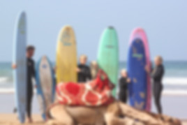 family surf holiday in morocco, surf famil villa in Tamraght, Wave & Dance Morocco