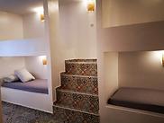 Dormitorio surf house Tamraght Marocco