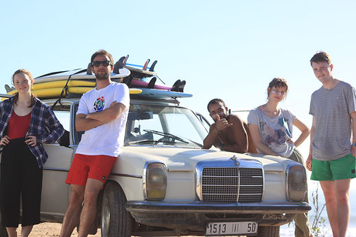 Vacanza surf a Tamraght, Wave & Dance Morocco, Surf camp in Marocco