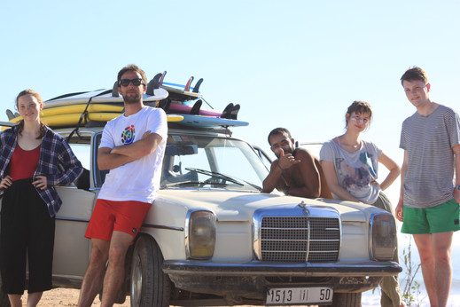 Surf Camp in Tamraght, Wave & Dance Morocco, Surf camp in Morocco