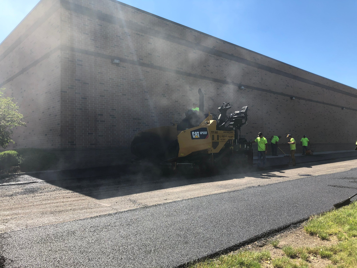 #asphalt #paving