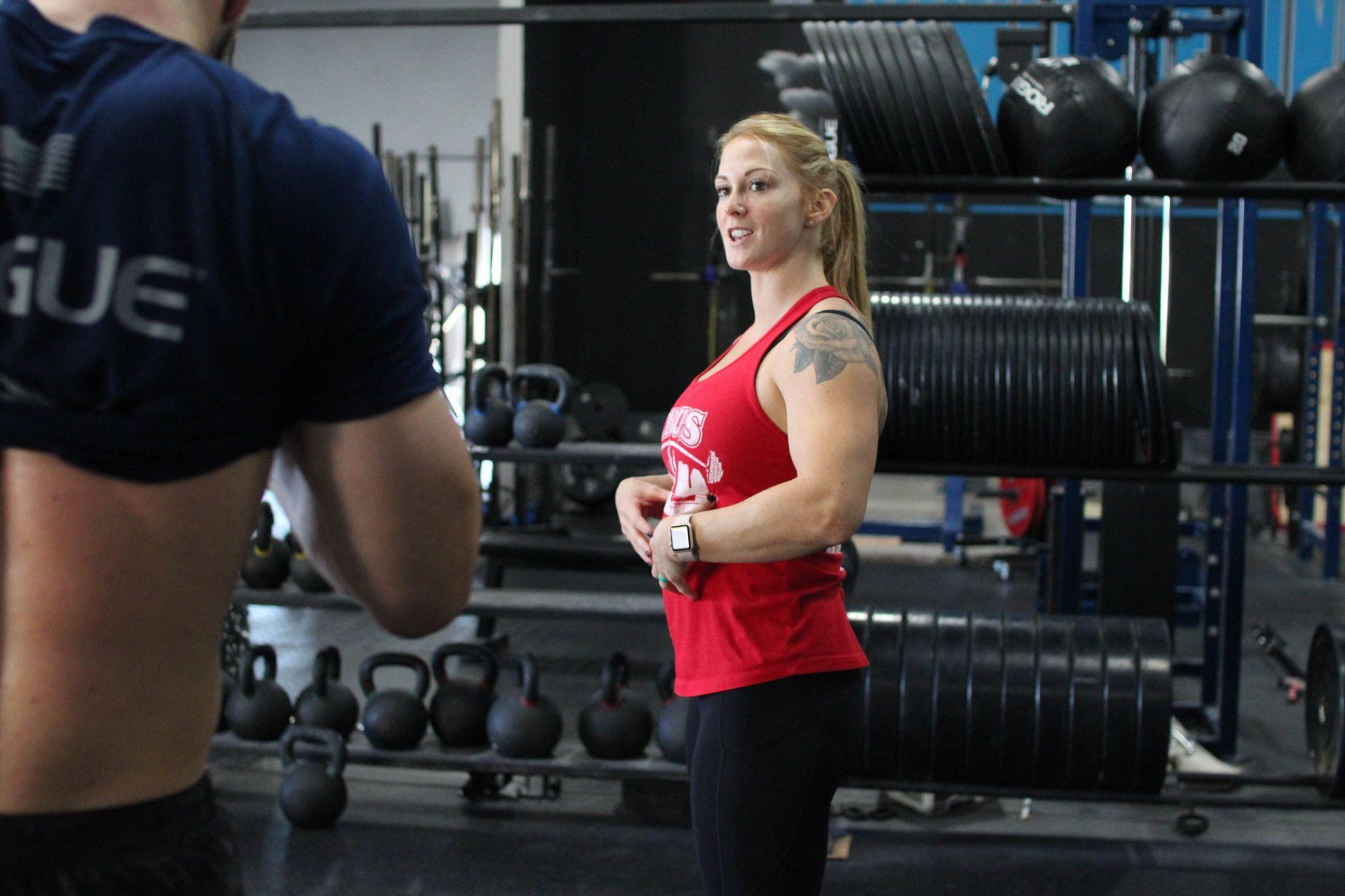 Rachel Coaching 1