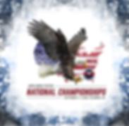 2020 USPA Drug Tested Nationals - Logo -