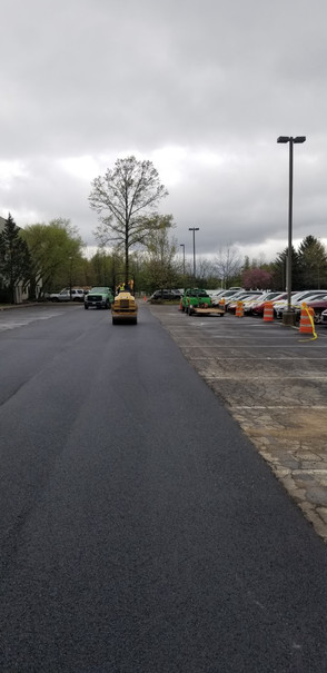 #asphalt #rollout