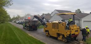 #asphalt #milling