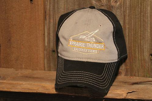 Pro Series Black, Logo Cap