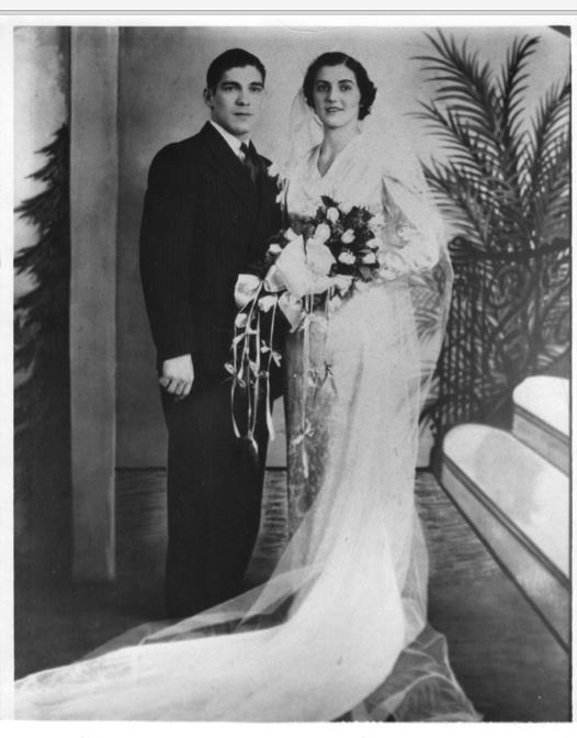 Emilio Cadiz Diaz & Gertrudis Lavin