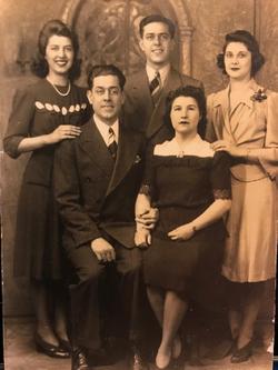 Sylvio Paula & Family