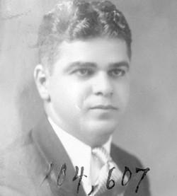 """Geraldo """"Jerry"""" Santos"""