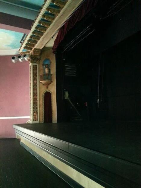 """""""Rolando Manteiga Theatre"""""""