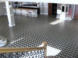 Geometrical, Cuban tile
