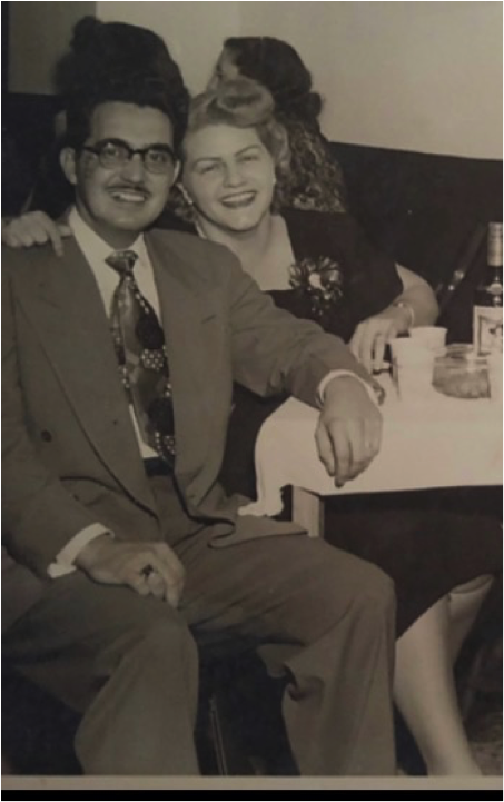 Raul Lavin & Dora Frances Dorado