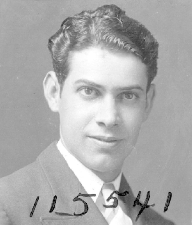 """Jose """"Joe"""" Miguel Santos"""