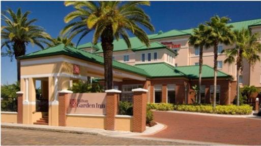 Hilton Garden Inn of Ybor City/Tampa