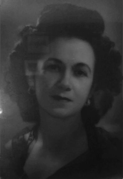 Isabel Alvarez Lavin (1910-1989)