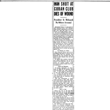 Tampa Tribune April 14, 1934