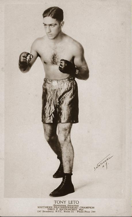"""""""Tony"""" Leto (1907-1964)"""