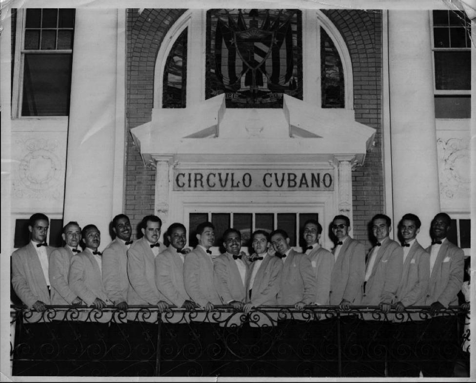 Cuban orchestra