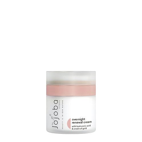Jojoba Intense Overnight Renewal Cream 50ml