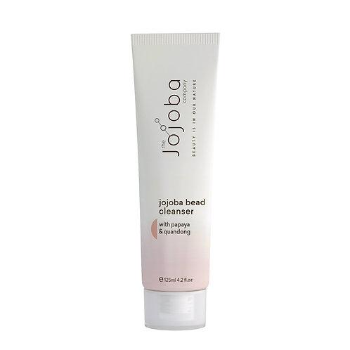 Jojoba Bead Facial Cleanser 125ml