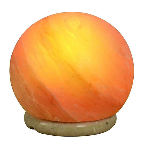 Sphere Salt Lamp