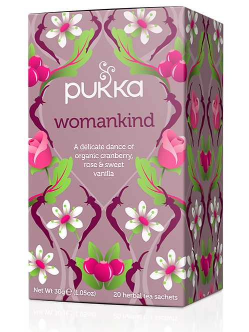 Pukka Womankind Tea