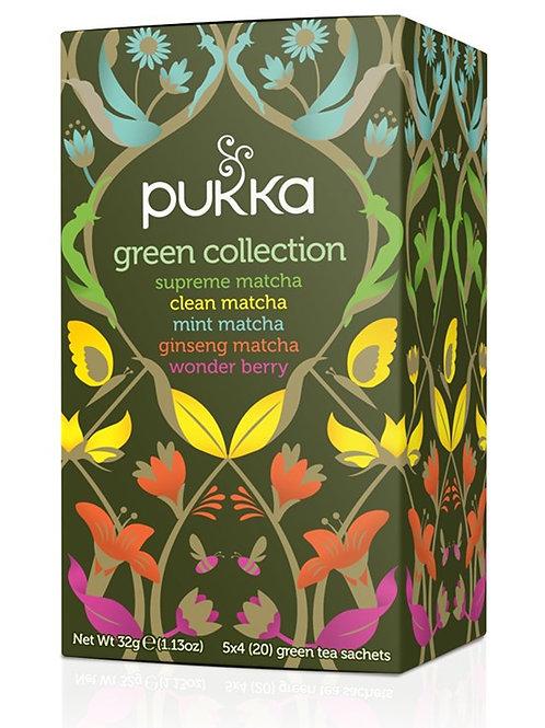 Pukka Green Collection Teas