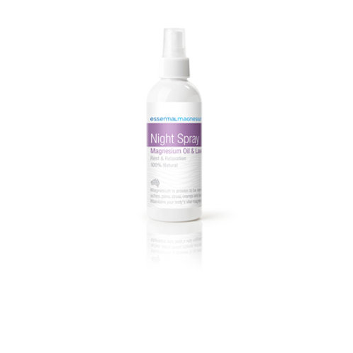 MAGNESIUM NIGHT SPRAY 125ml