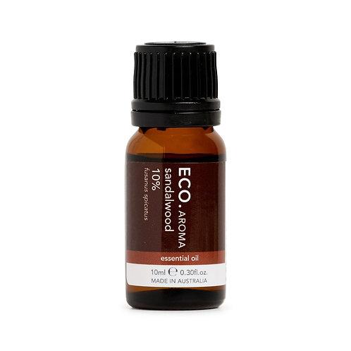 Sandalwood 10% Essential Oil 10ml
