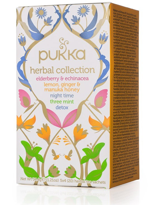 Pukka Herbal Collection Teas