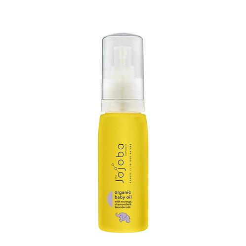 Jojoba Organic Baby Oil 100ml