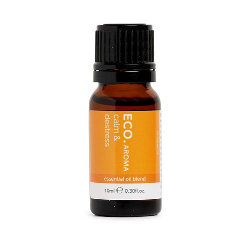 Calm & Destress Essential Oil Blend 10ml