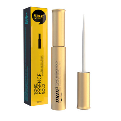 Max2 Lash & Brow Growth Serum (Tonic Essence Gold)