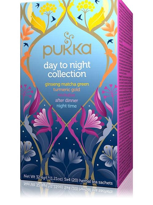 Pukka Day to Night Tea