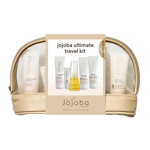 Jojoba Ultimate Travel Kit