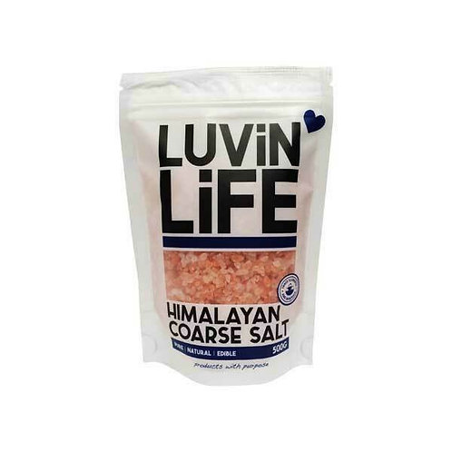500g Coarse Himalayan Salt