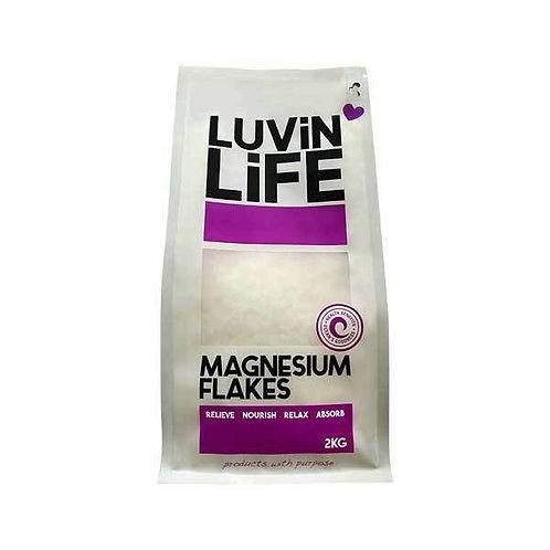 2kg Magnesium Flakes