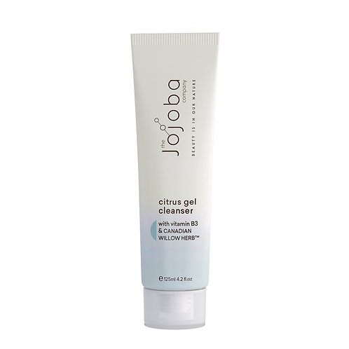 Jojoba Citrus Gel Cleanser 125ml