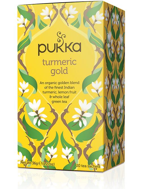 Pukka Turmeric Tea