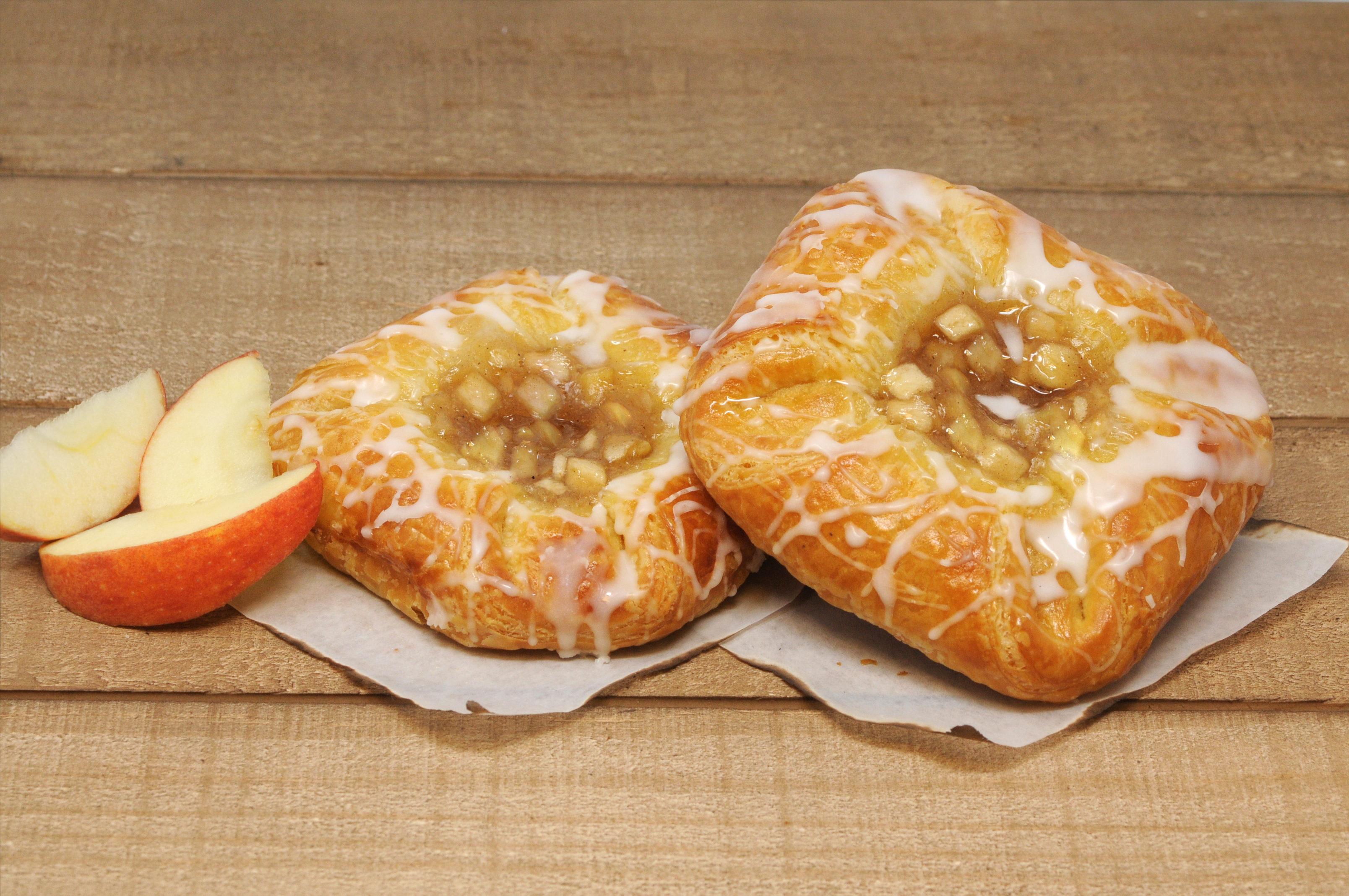 Square Apple Danish
