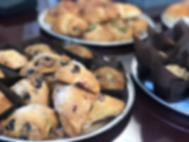 Mini Scones Assorted