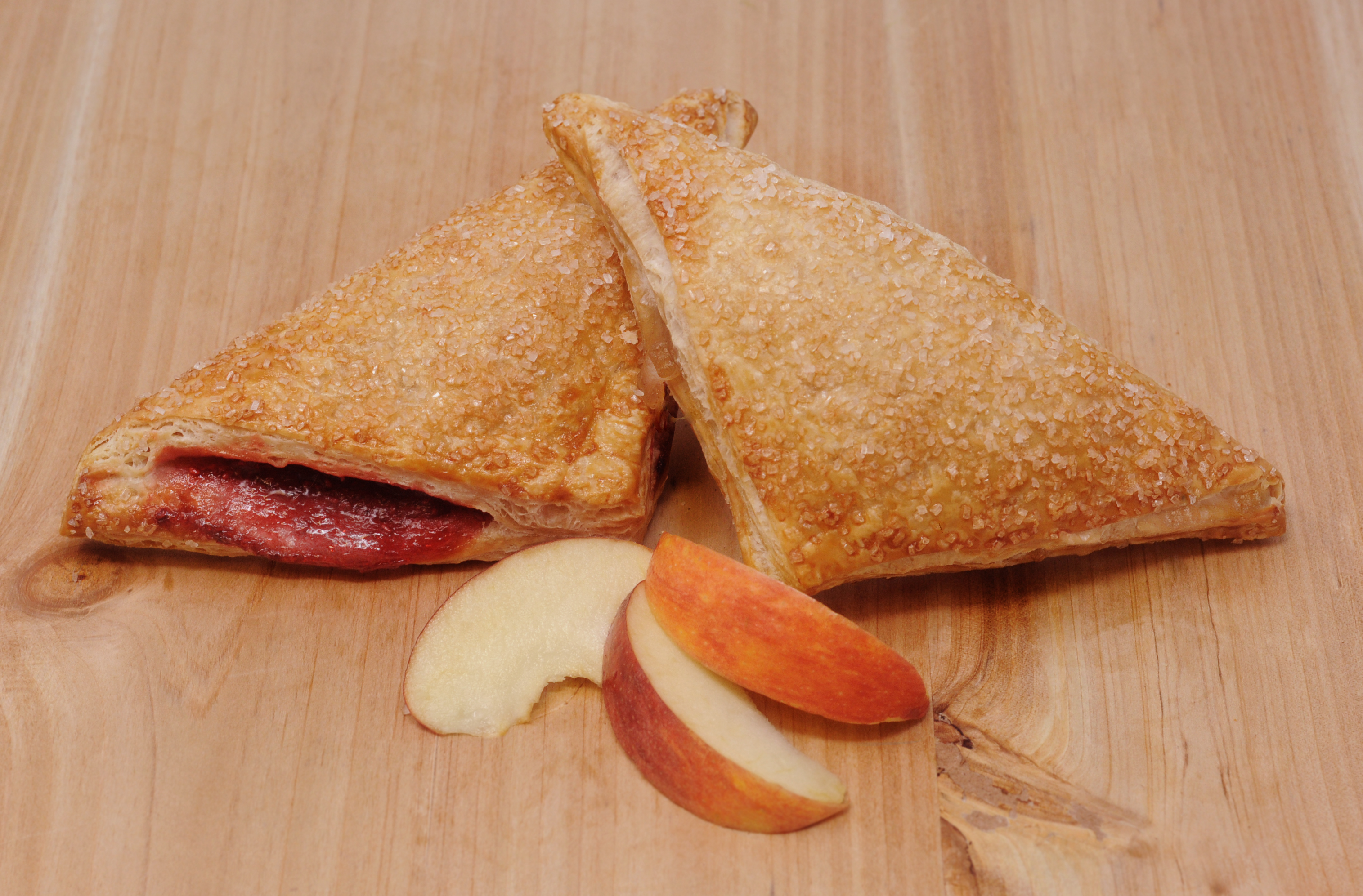 Apple & Cherry Turnovers