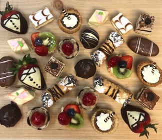 Mini Assorted Pastry