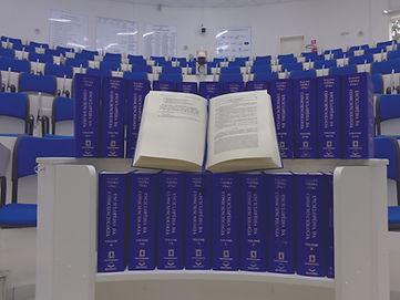Enciclopéda da Conscienciologia exposta no Tertuliarium