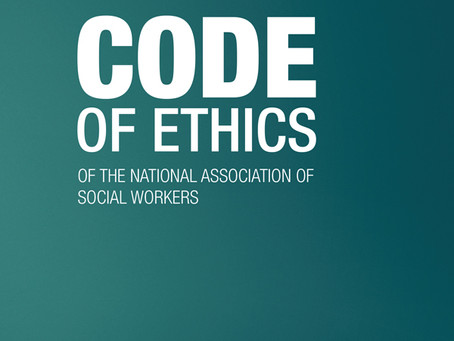 2021 Revisions to NASW Code of Ethics Take Effect