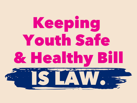 NASW-IL Advocacy at Work: Governor Signs SB818, The Keeping Youth Safe & Healthy Act