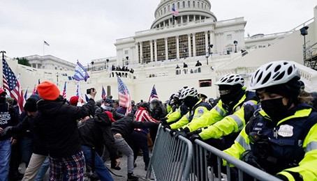 NASW strongly condemns pro-Trump riots at U.S. Capitol
