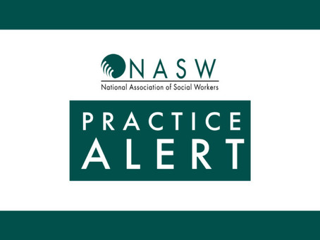 New NASW Practice Alert: New Travel Guidelines for Emotional Support Animals