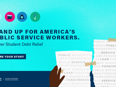 Tell President Biden to Eliminate Student Debt for Public Service Workers